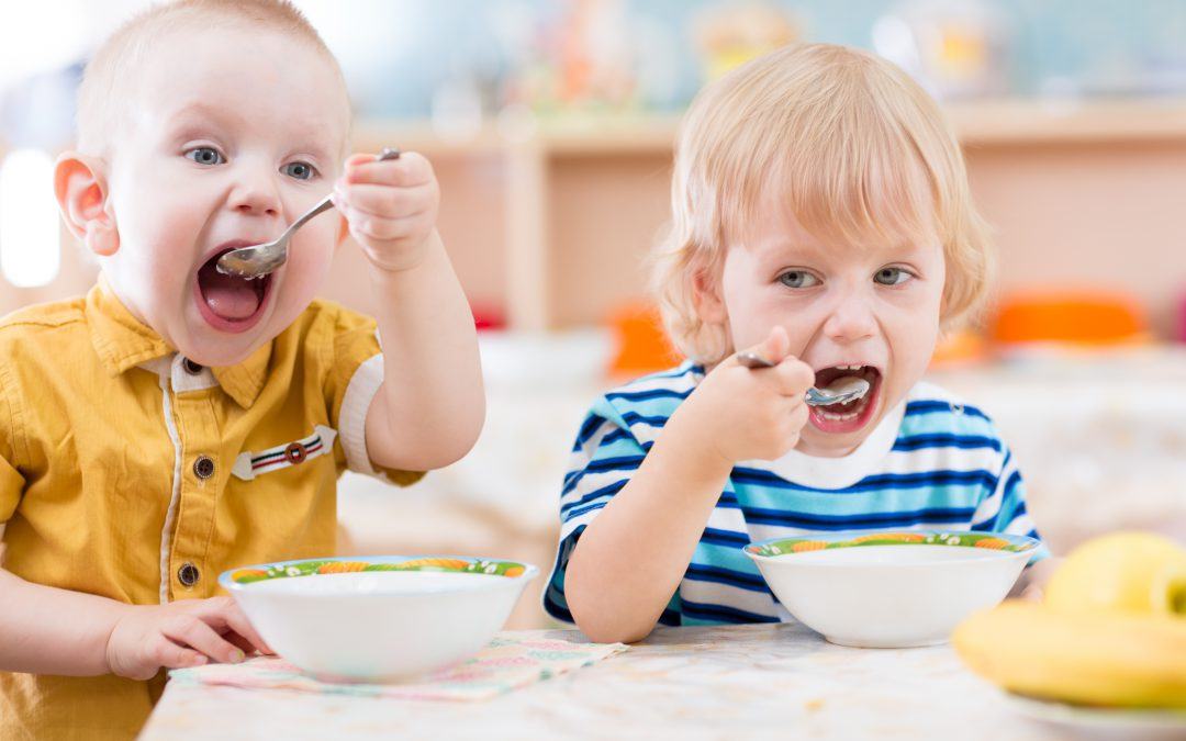 12 podstawowych zasad żywienia dzieci wwieku 2–3lata