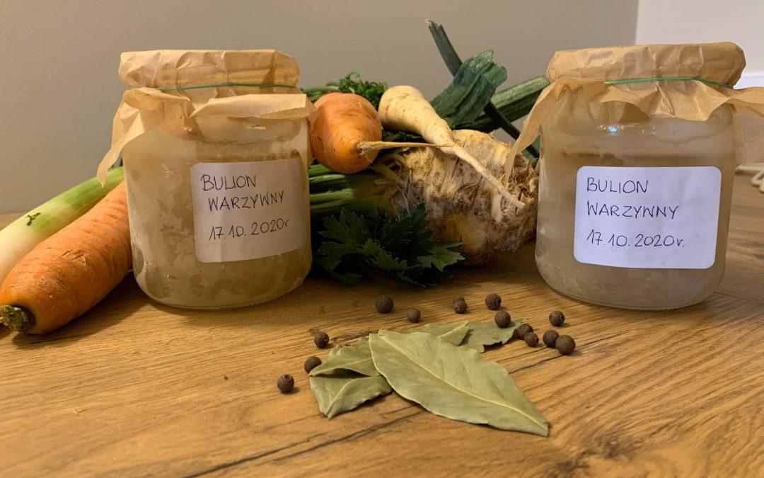 BULION WARZYWNY, czyli podstawowy produkt wkuchni